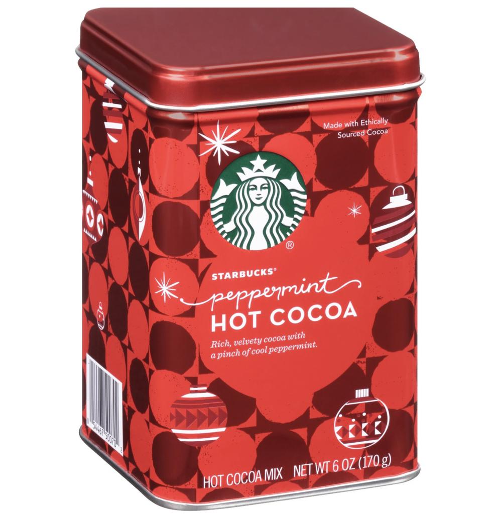 Peppermint Cocoa - Starbucks