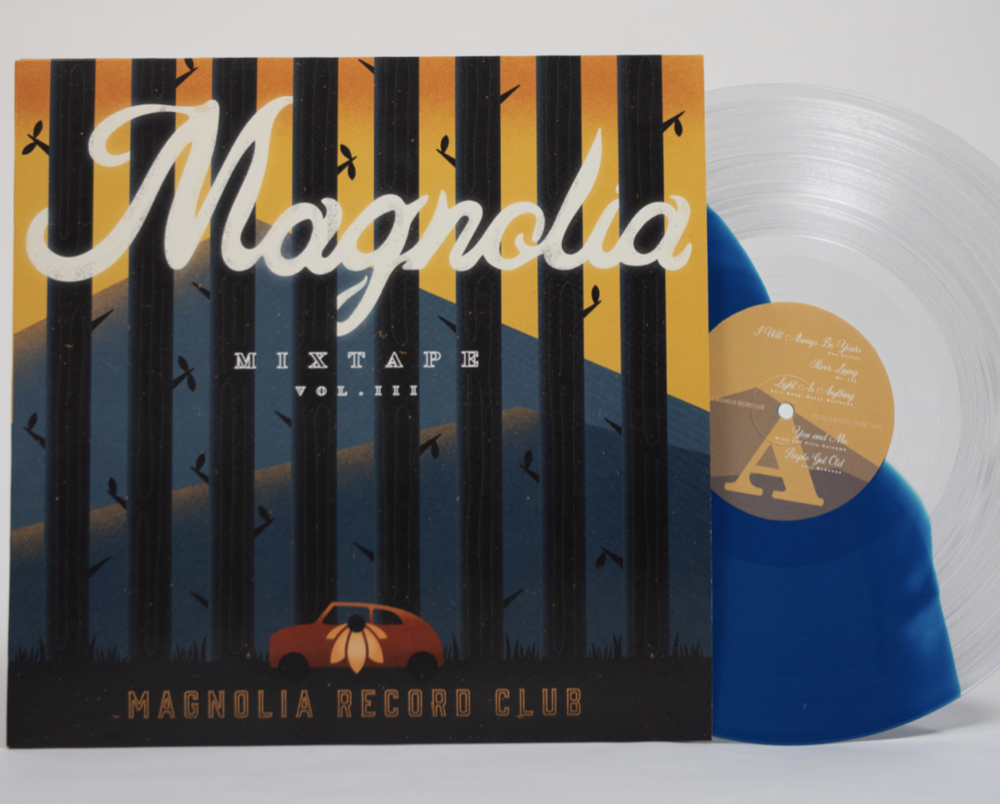 Monthly Record Subscription - Magnolia Record Club