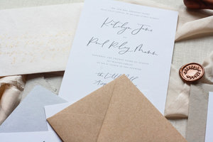 Faqs What You Need To Know About Custom Wedding Invitations M