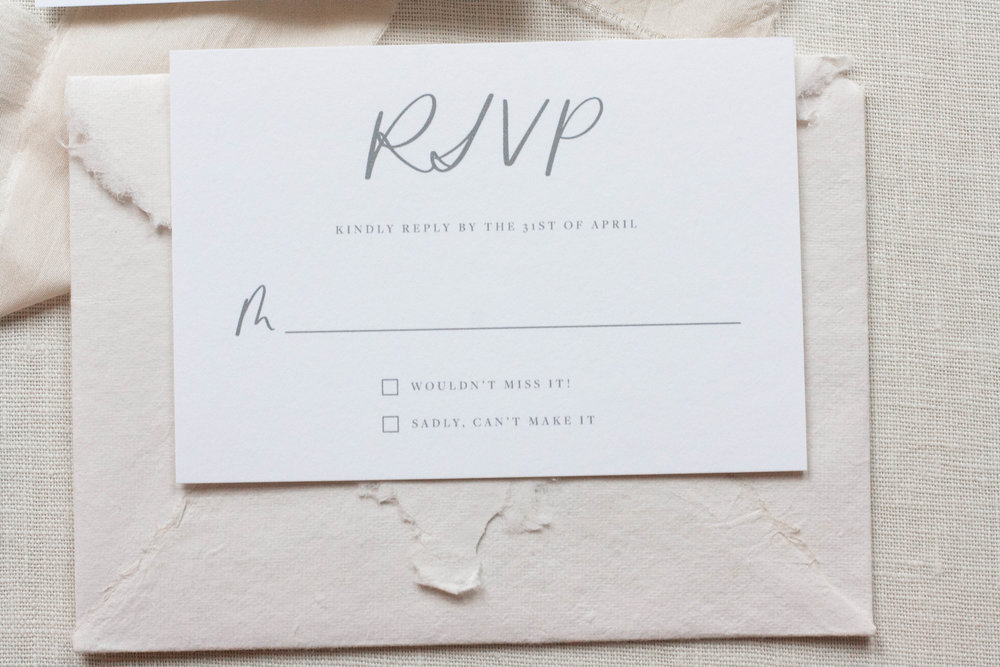 What you need to know about custom wedding invitations.