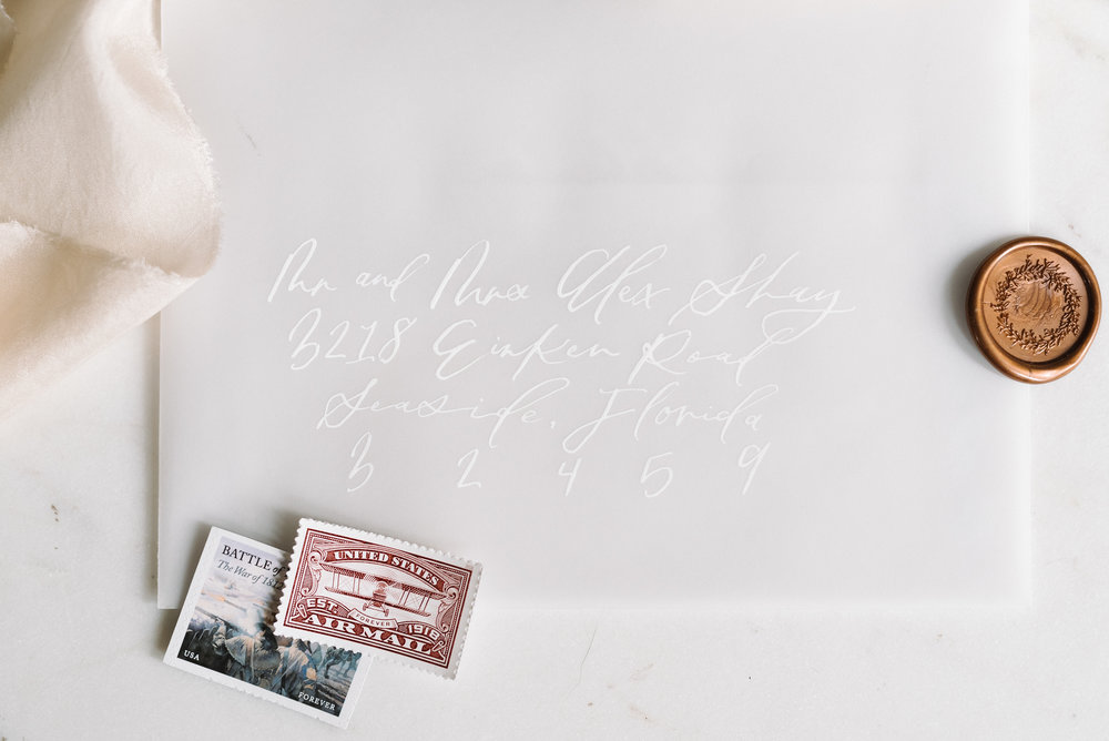 The M. Harris Bride's Guide to Custom Wedding Stationery