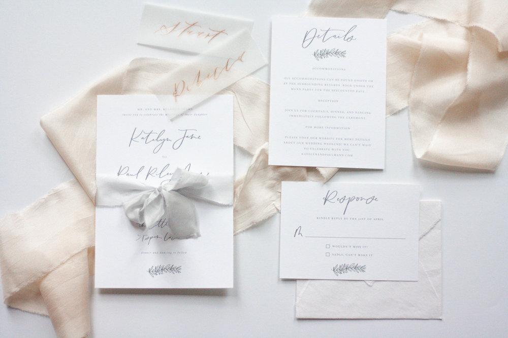 Wedding Invitation Etiquette