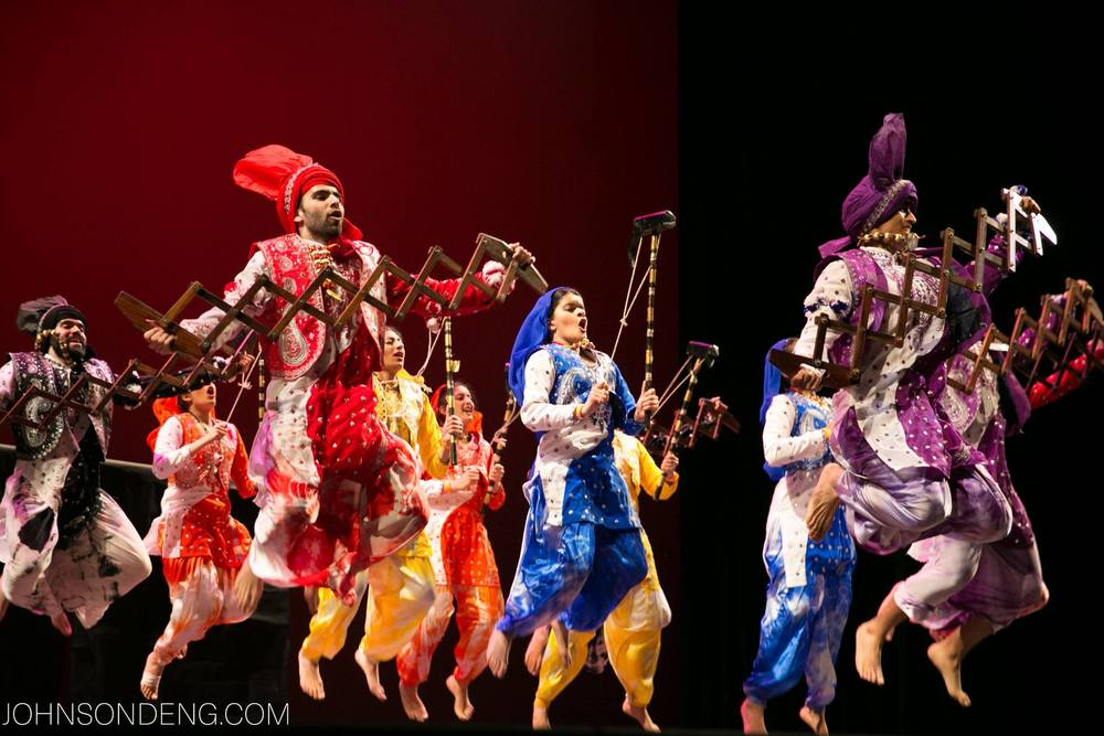 Desi Dhamaka 2016: Largest South Asia Culture Show in the Pacific Northwest