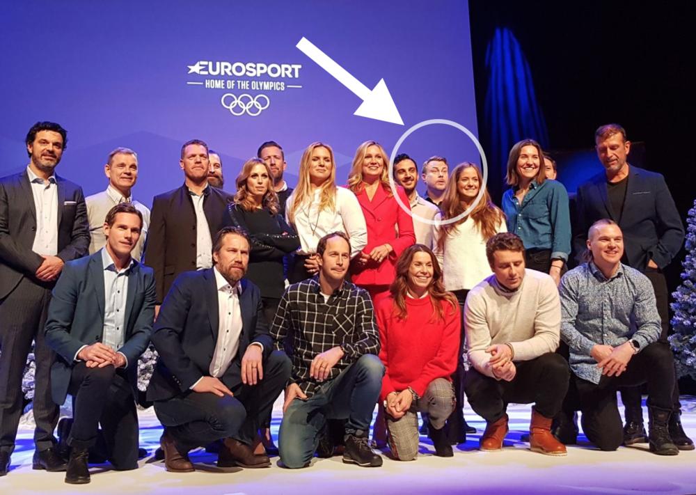 Eurosport kvar i rutan
