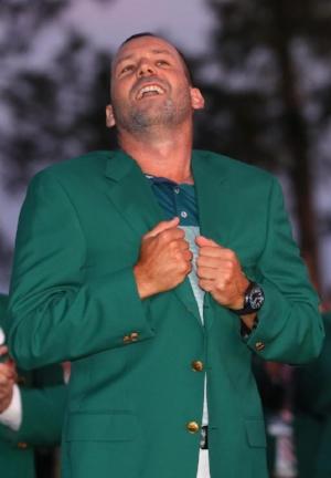 Mästare i kavaj.  Efter 73 tidigare majors, 18 Masters och över 20 topp 10-placeringar i olika majors, fick spanjoren Sergio Garcia vinna i golfens kanske finaste tävling. Kul för honom.