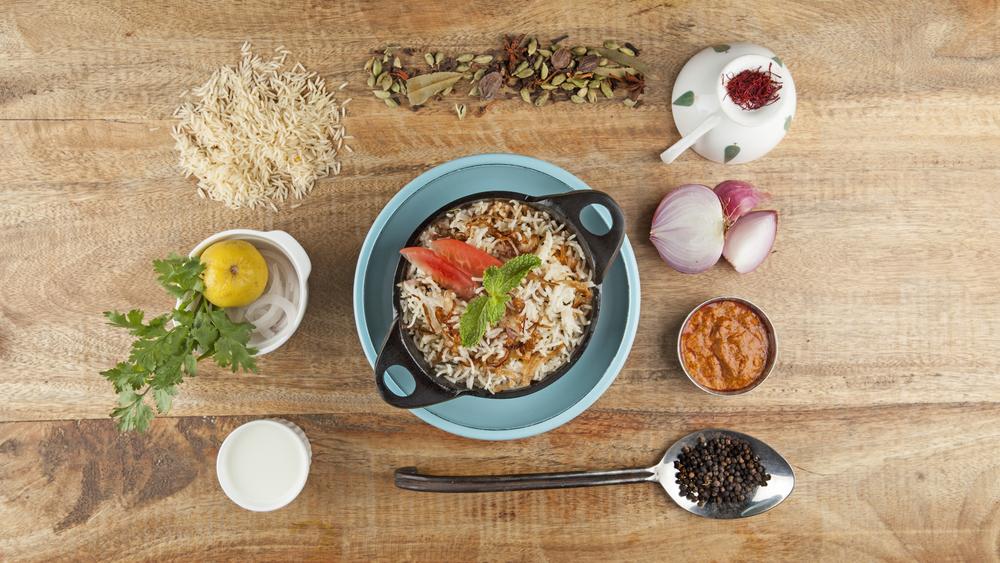 Paneer Makhni Rice Bowl