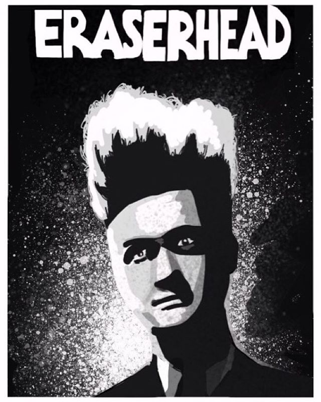 Eraserhead  #imposterposters #eraserhead #davidlynch #horror #surreal #lynch #bodyhorror #classic #movie #film #sketch #artwork #poster #iphoneart #instadaily #instagood #follow
