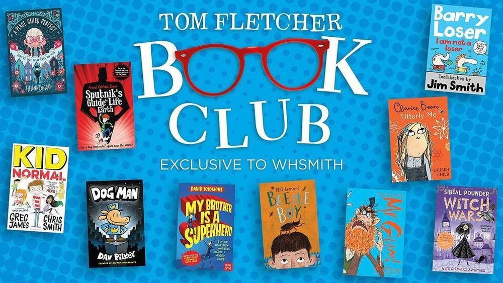 tom fletcher books