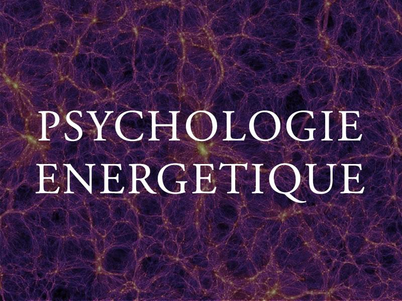 Psychologie Energétique