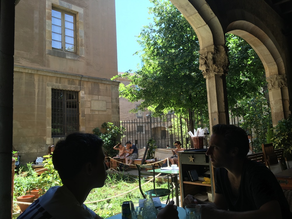 El Jardin, Jardins De Rubio I Lluch