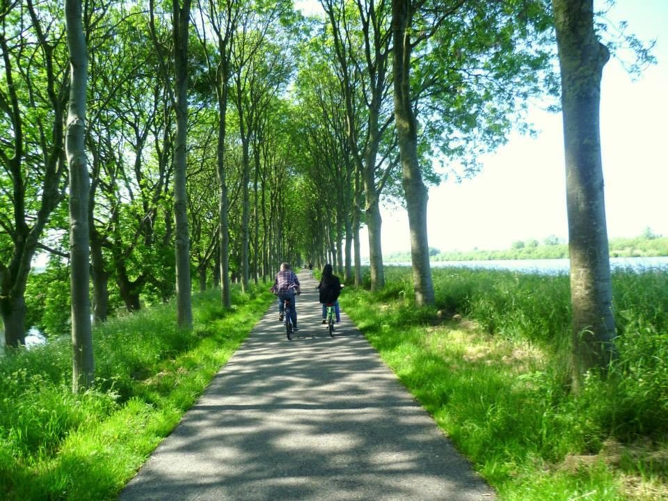 Amsterdam - Muiden route