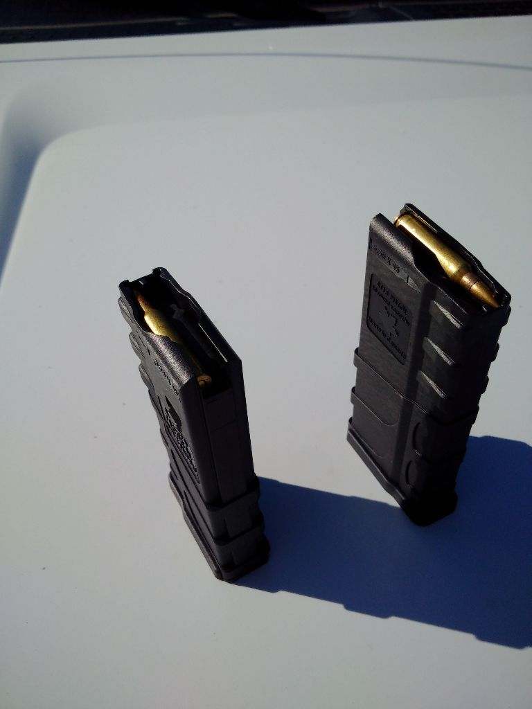Alberta Tactical AT15 10rd Pistol Magazine