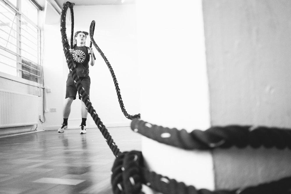 high intensity training Portsmouth