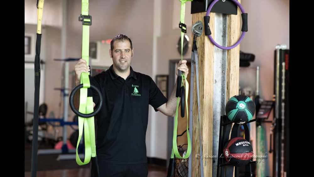 Work on the new you today - We offer a state of the art private fitness center, located in Downtown Fredericksburg, VA.Our mission is to encourage, help, and guide your family to remain both active and healthy. Everyone here aspires to this purpose through natural, safe, and preventative healthcare. Our office practices a hands-on, drug free approach to health care and specializes in gentle effective techniques. We offer extended weekday and weekend hours to help work around your schedule!Garrett Green, owner, personal trainer B.S., NASM, founded Green Fitness in 2008 on Caroline St. In the past 10 years it has grown from one personal trainer to over 5 personal trainers, 2 chiropractors, 2 massage therapist, and many different fitness coaches.