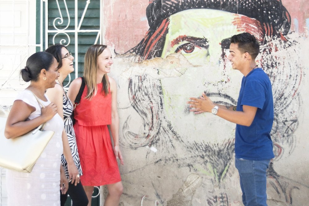 About Us - Our exceptional team of U.S. and Cuban educators has led thousands of students on programs across Cuba. We have the expertise, connections, and resources to bring you the best that the island has to offer.