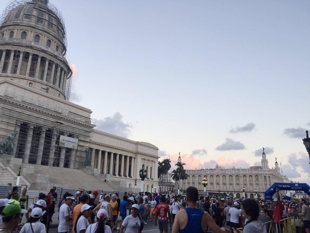 Havana Marathon Tour