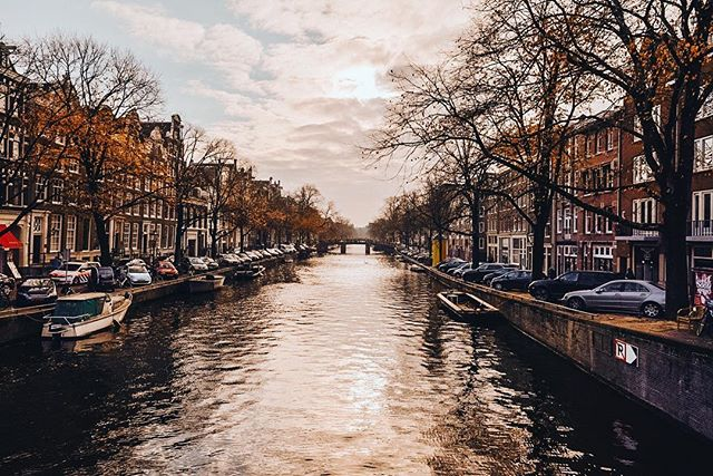 I've touched down in Amsterdam, looks like it'll be all canals for days and days. • • • • #iamsterdam #holland #amsterdamworld #amsterdam #amsterdamcity #igersamsterdam #canal #canals #amstergram #instaamsterdam #amsterdamlife #amsterdamcanals #sony #sonyalpha #skyporn #landscapephotography #vscoamsterdam #traveltheworld #thankyouamsterdam #cloudporn #gramthedam #bestofamsterdam #dutch #igersholland #travelphoto #sonyimages #vscophile #vscoph #aov #postthepeople
