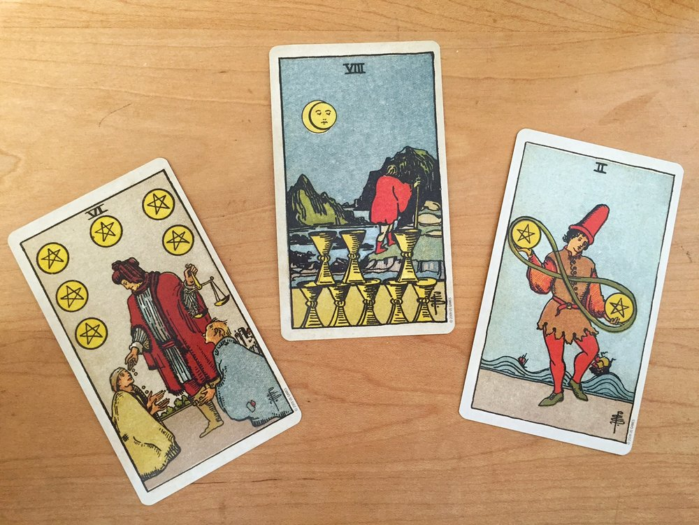 Incandescent Tarot Weekly Reading Sept 19-25