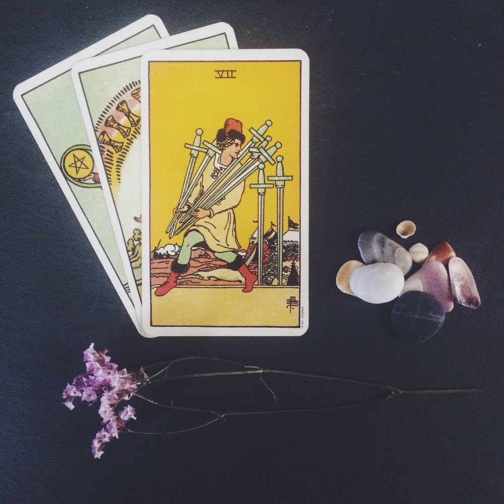 Weekly Inspiration from Incandescent Tarot for October