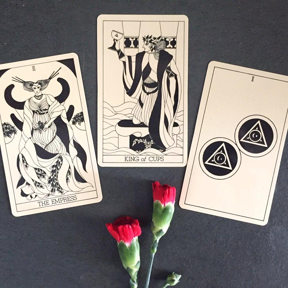 Tarot Cards by Kazumi Niikura