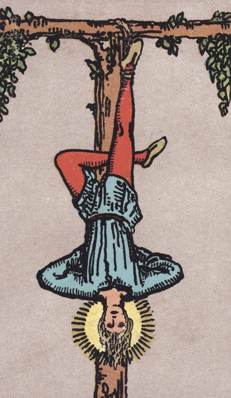 The Hierophant Ride Waite Tarot Card