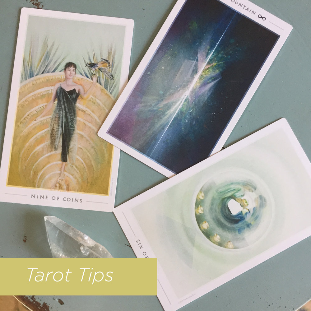 tarot tips