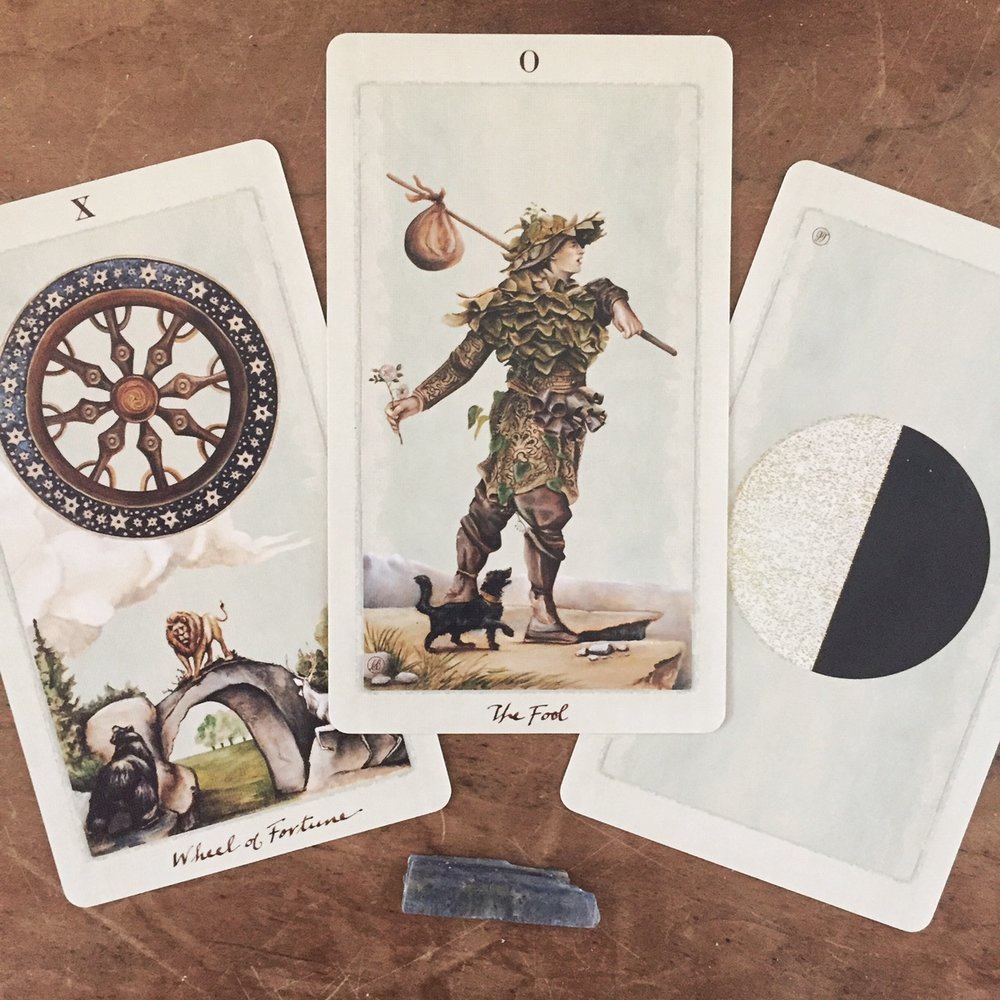 Pagan Otherworlds Tarot Reading