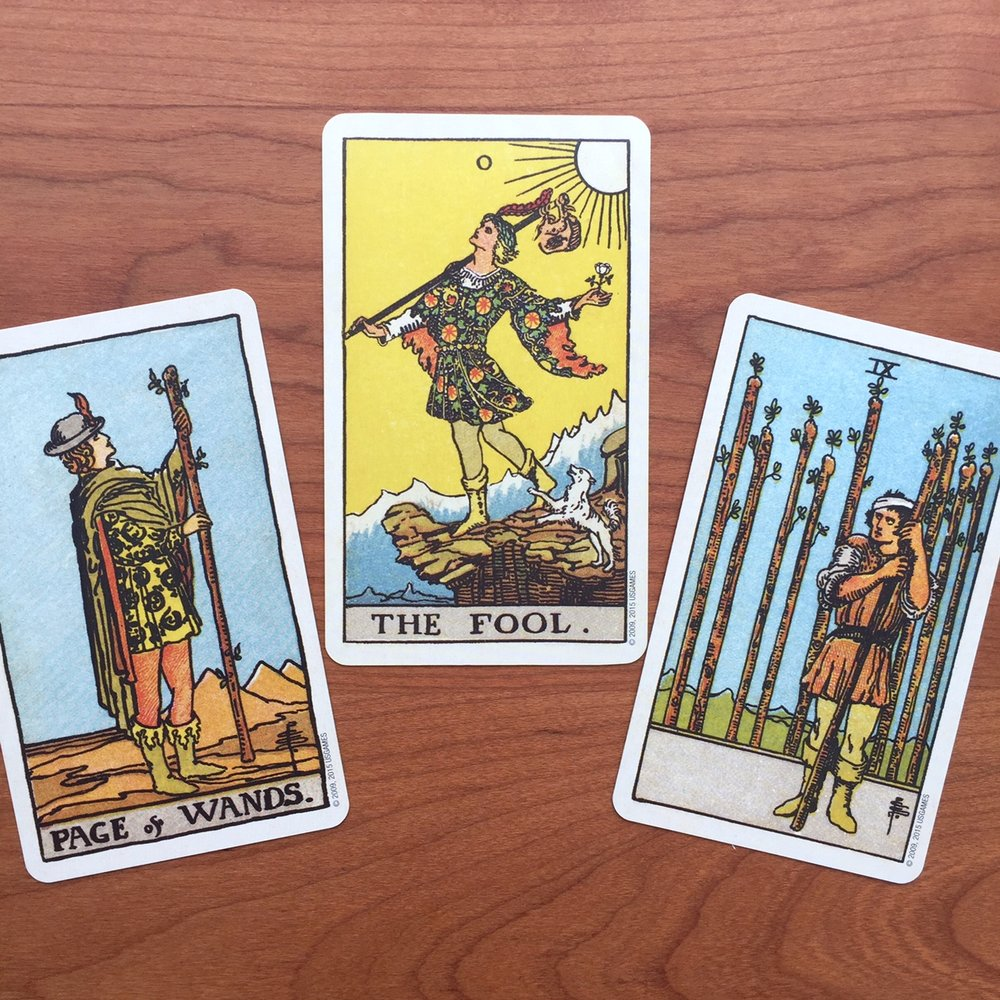 Tarot Reading with the Rider-Waite Smith Tarot