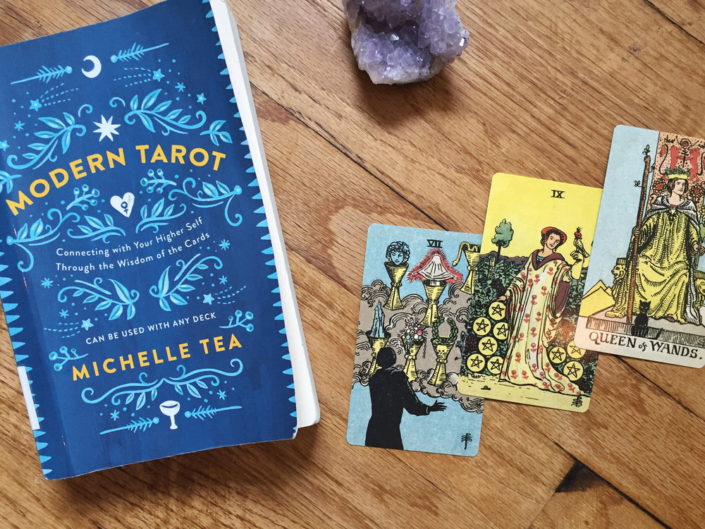 Book Review of Michelle Tea's Modern Tarot