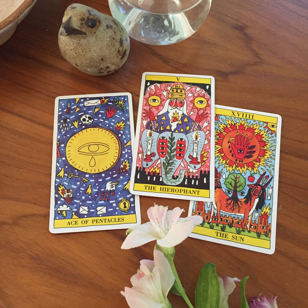 Tarot del Fuego Weekly Forecast Reading