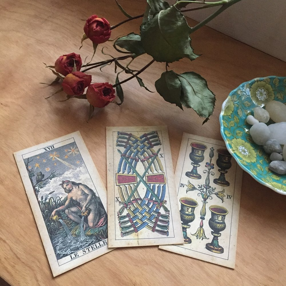 Soprafino Tarot Weekly Forecast Reading