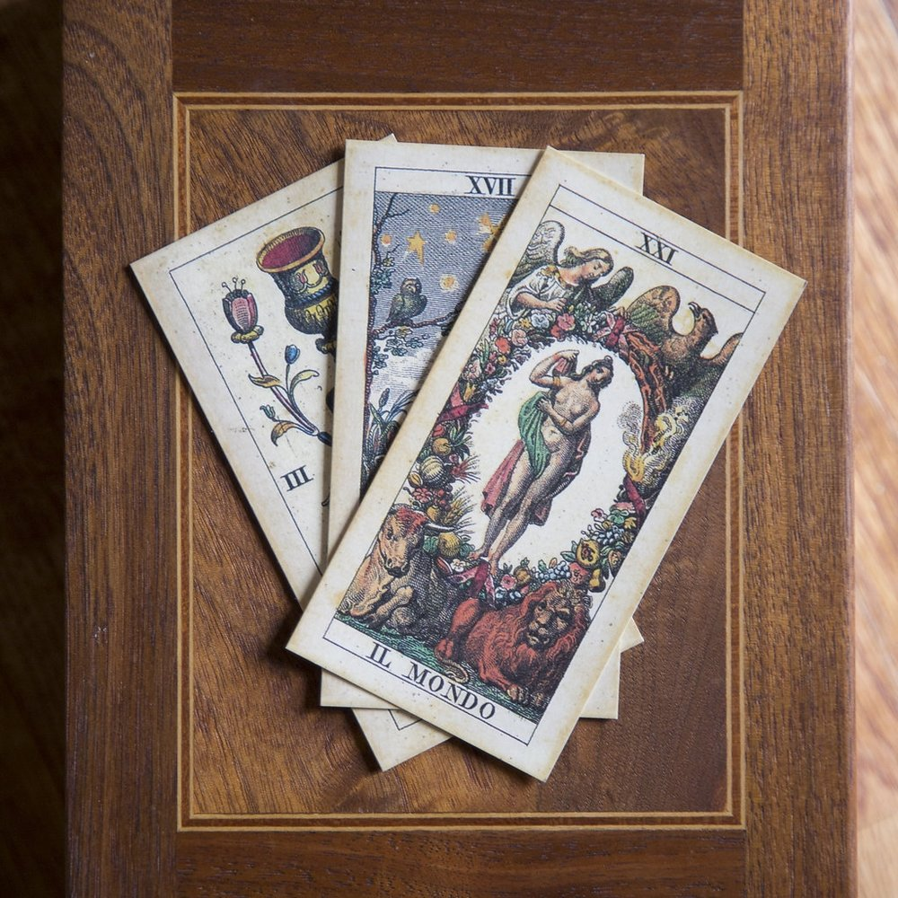 1 hour Soprafino Tarot Reading