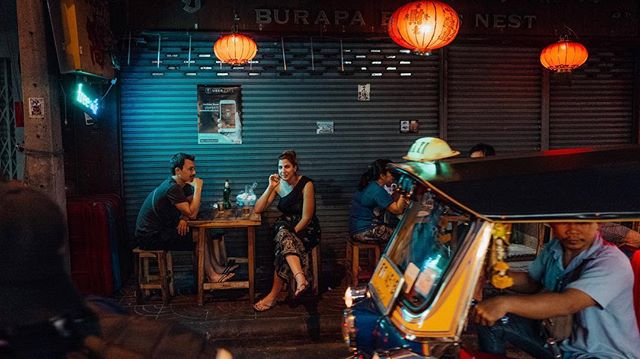 The next few post will be some #bangkok  street shots. All with the #leica and #16x9only