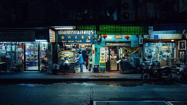 #neon #shop #streetphotography