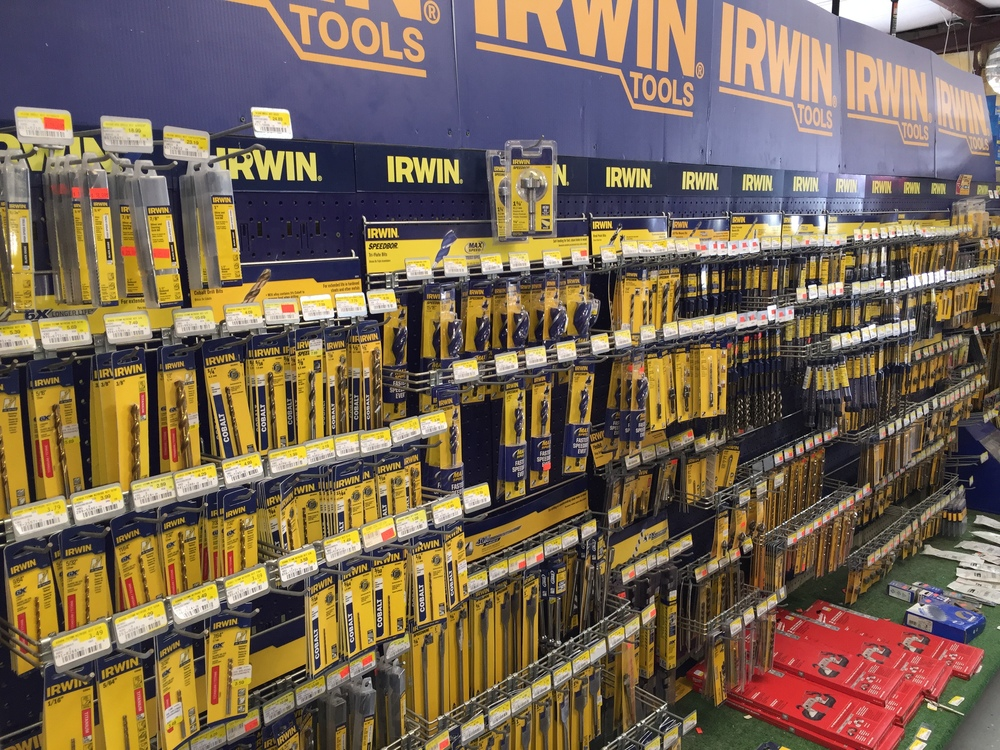 Irwin Power Tool Accessories