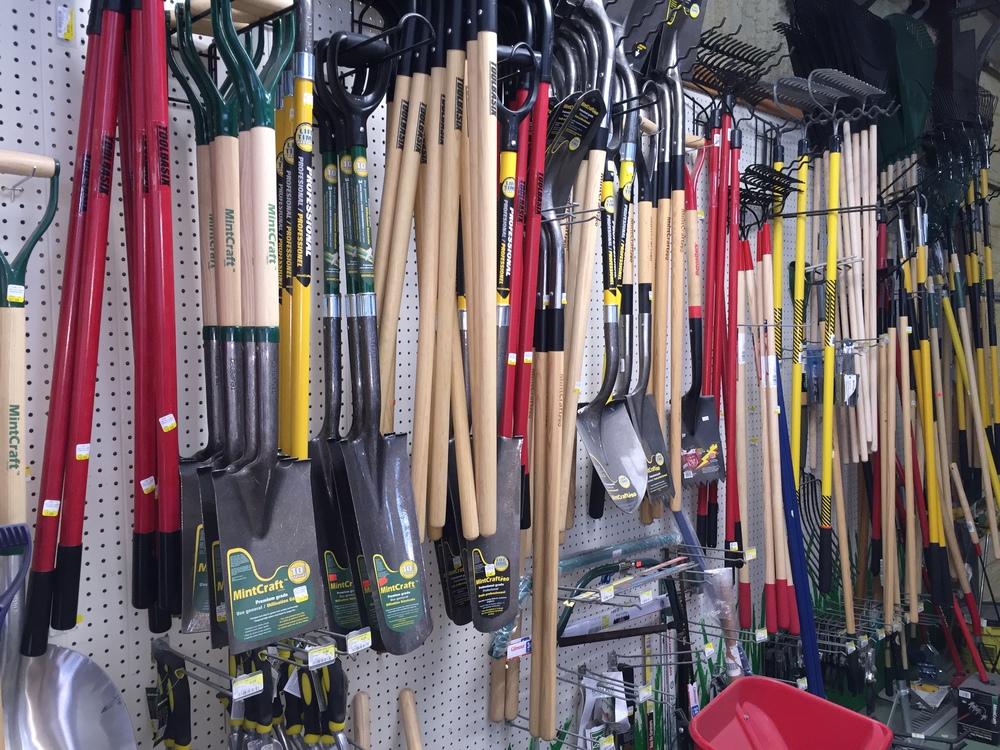 Lawn Tools