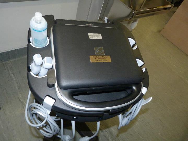 Sonosite Ultrasound Scanner