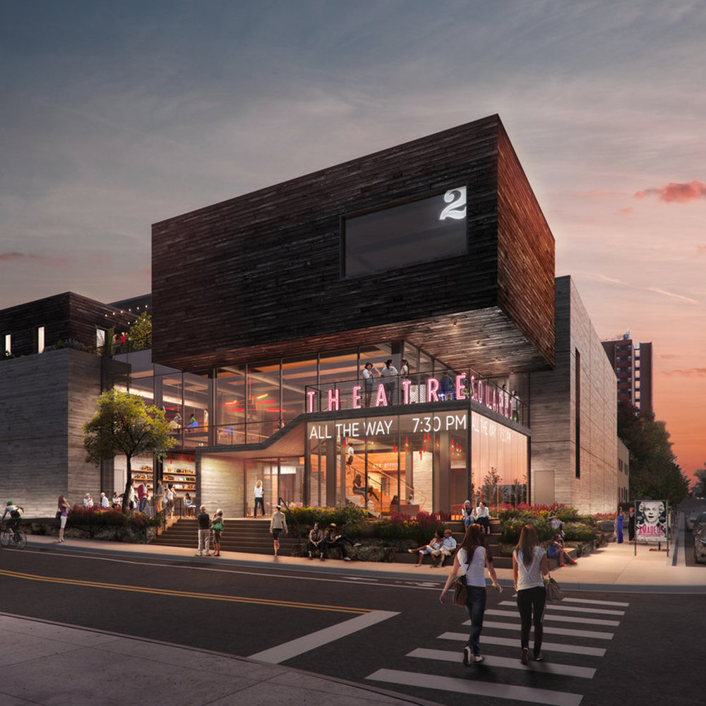 image courtesy TheatreSquared / Marvel Architects