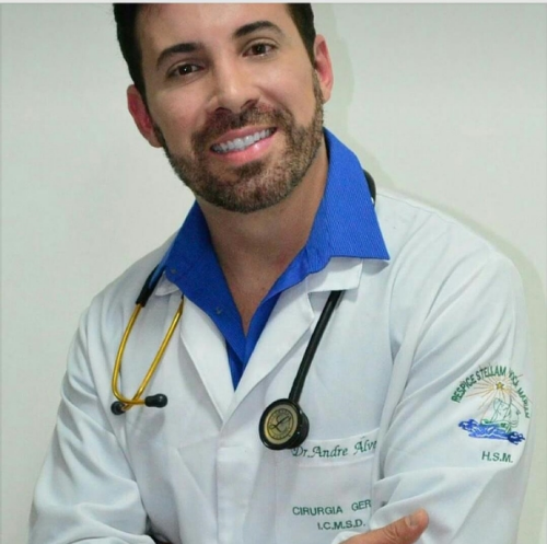 Meet Dr. Andre Alves, MD . Doctor Alves is a surgeon specializing in aesthetic medicine. He is a Brazilian native who is passionate about health, beauty, and fitness. Dr. Alves consults with Prosmetica to develop the best science-based skin care products on the market.