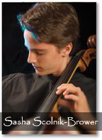 Sasha Scolnik-Brower