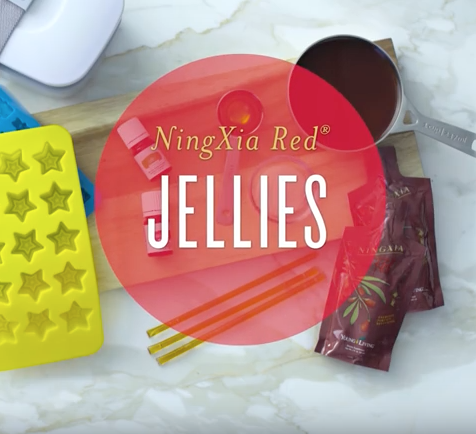 Ningxia Red Jellies