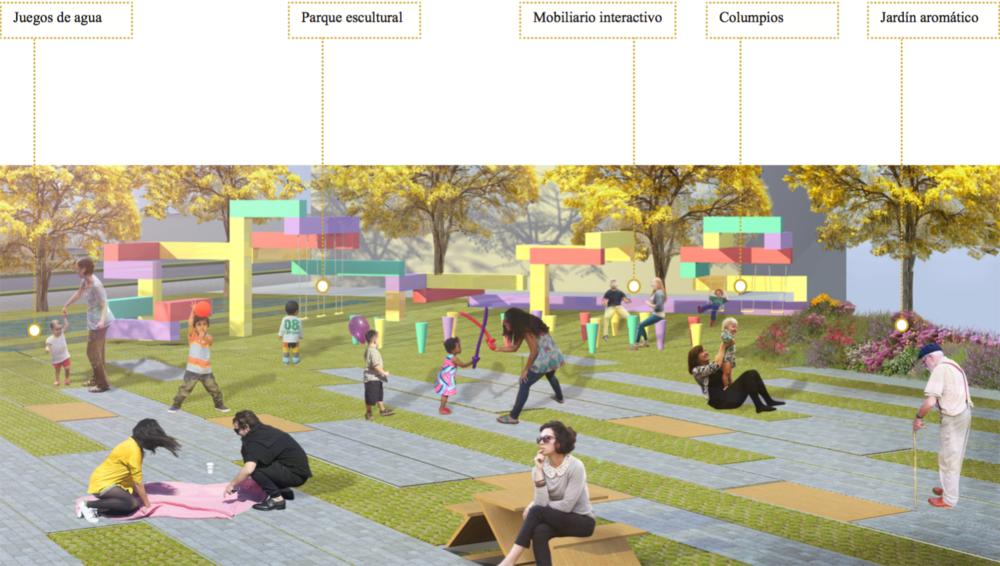Parque interactivo