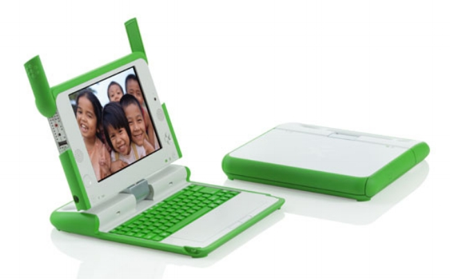 One Laptop per Child (OLPC) - Fuseproject.