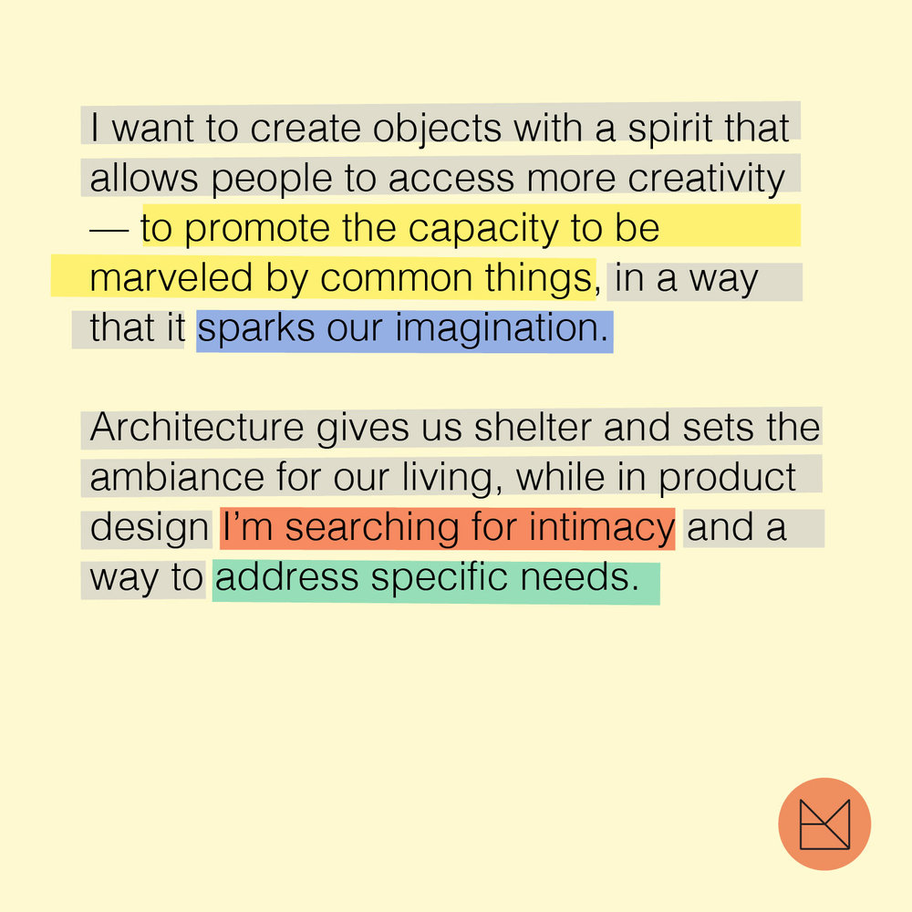 Why product design?