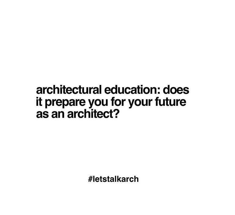 Question in @chrisprecht_penda . He creates really interesting conversations around architecture and design.