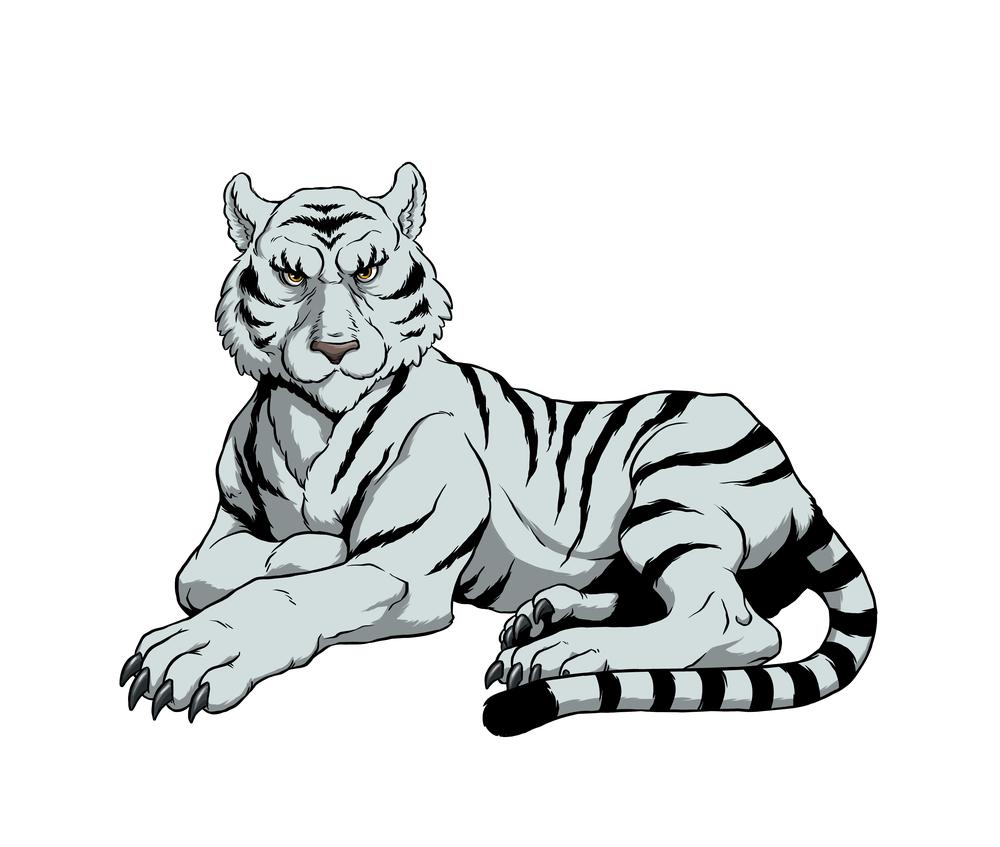 Sleet, Tiger