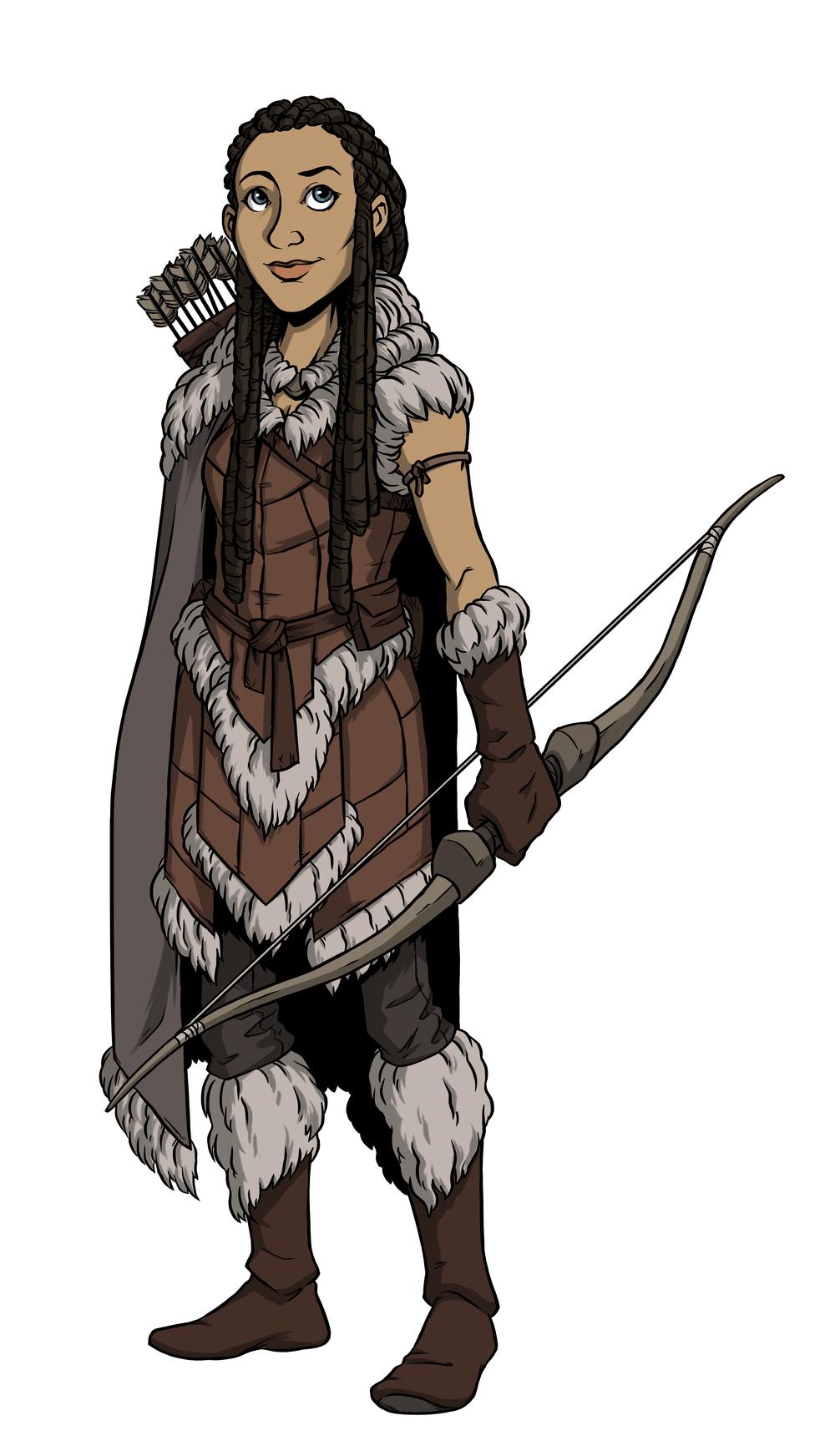Krack, Druid