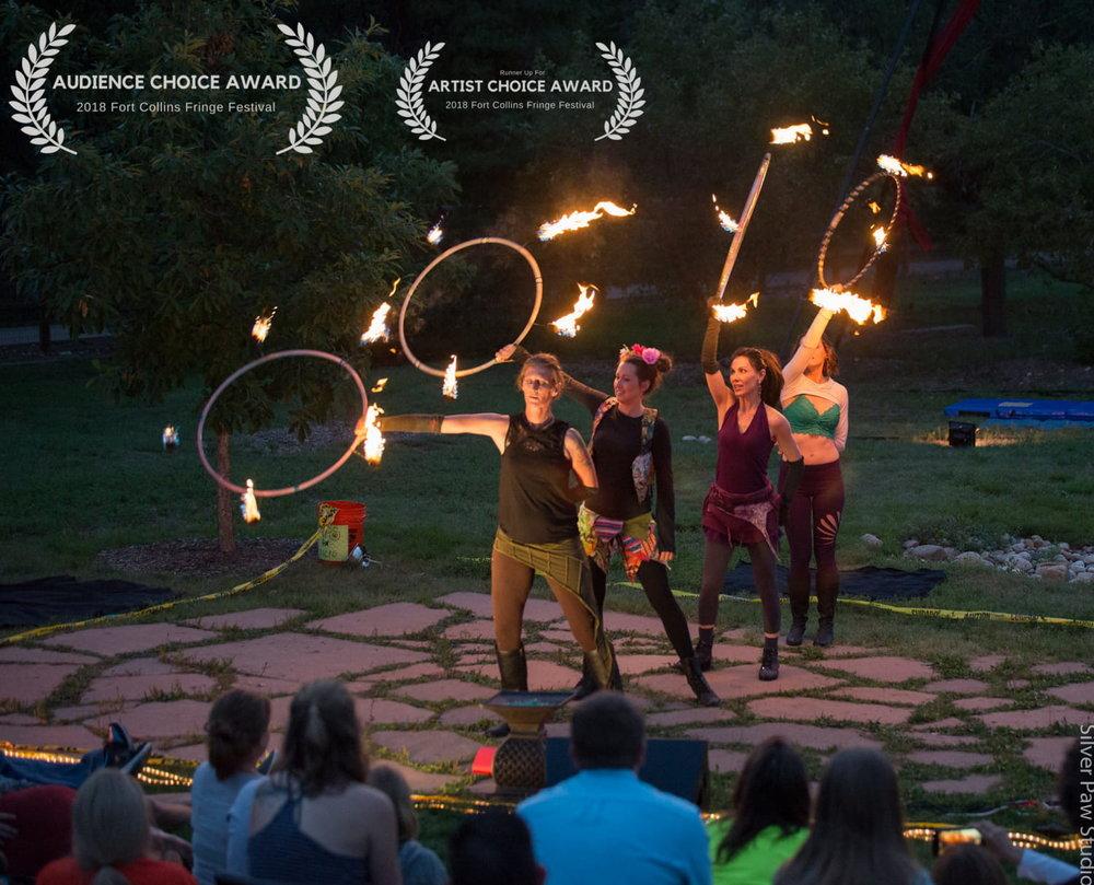 Copy of A Midsummer Night's Fire Circus
