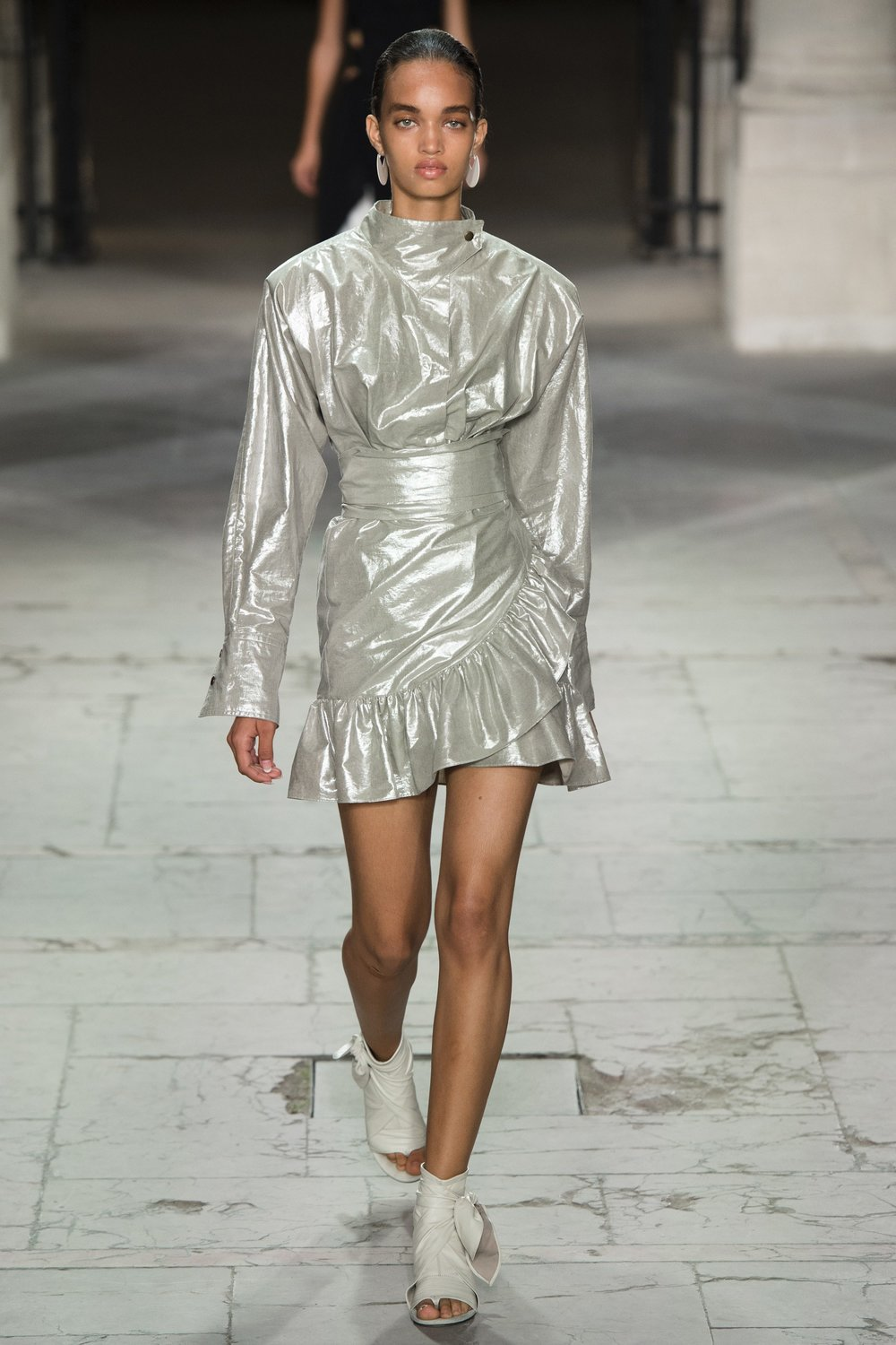 Isabel Marant, photo from Vogue Runway