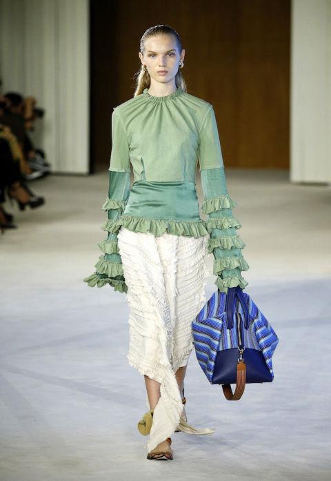 Loewe, photo from Elle UK